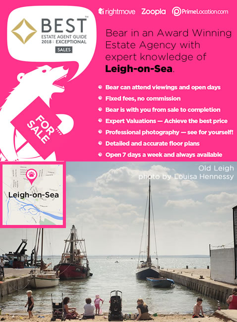 Estate Agents in Leigh-on-Sea Essex
