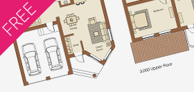 Picture of Professional Floorplans with Bear the Southend-on-Sea Estate Agency