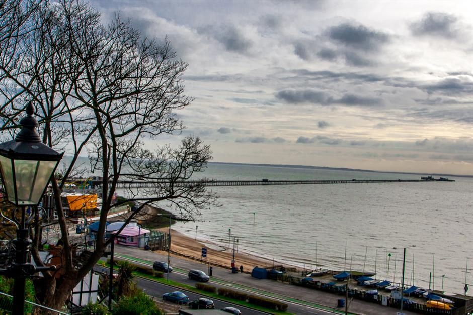 Southend-on-Sea seafront