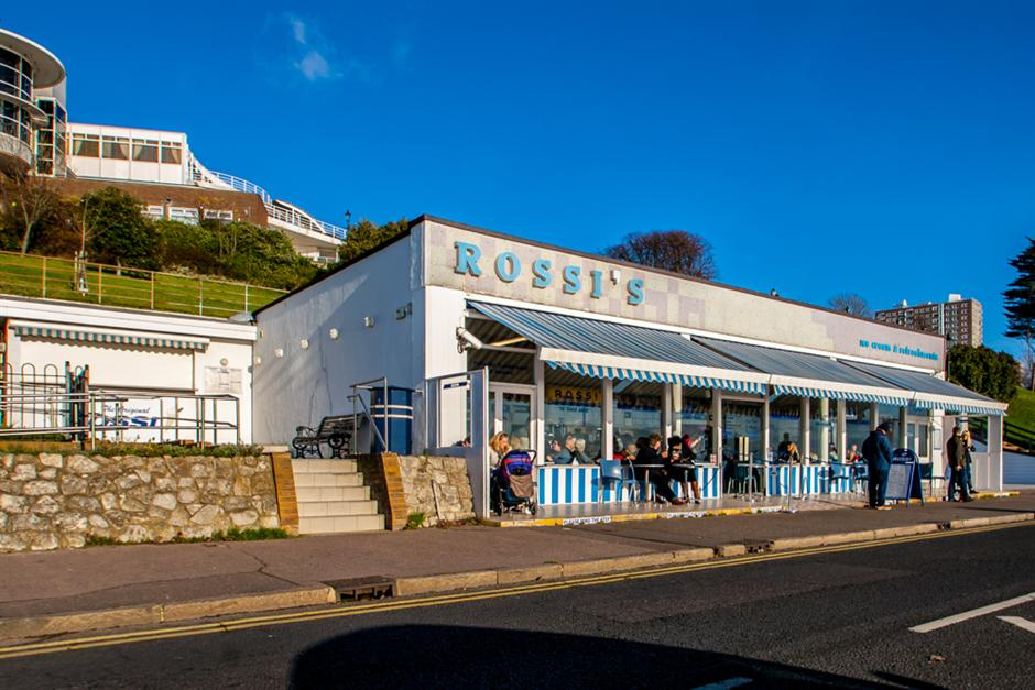 Rossi's in Westcliff-on-Sea