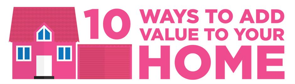 Ways to Add Value to Home