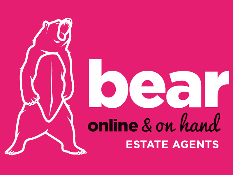 Bear Estate Agents Logo