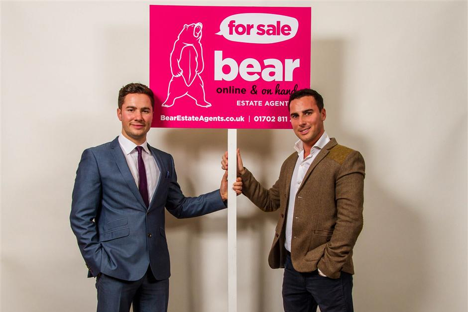 Picture of Jay and Kyle at Bear Estate Agents